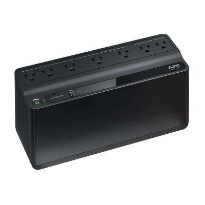 650VA 7-Outlet and 1-USB Back-UPS Battery