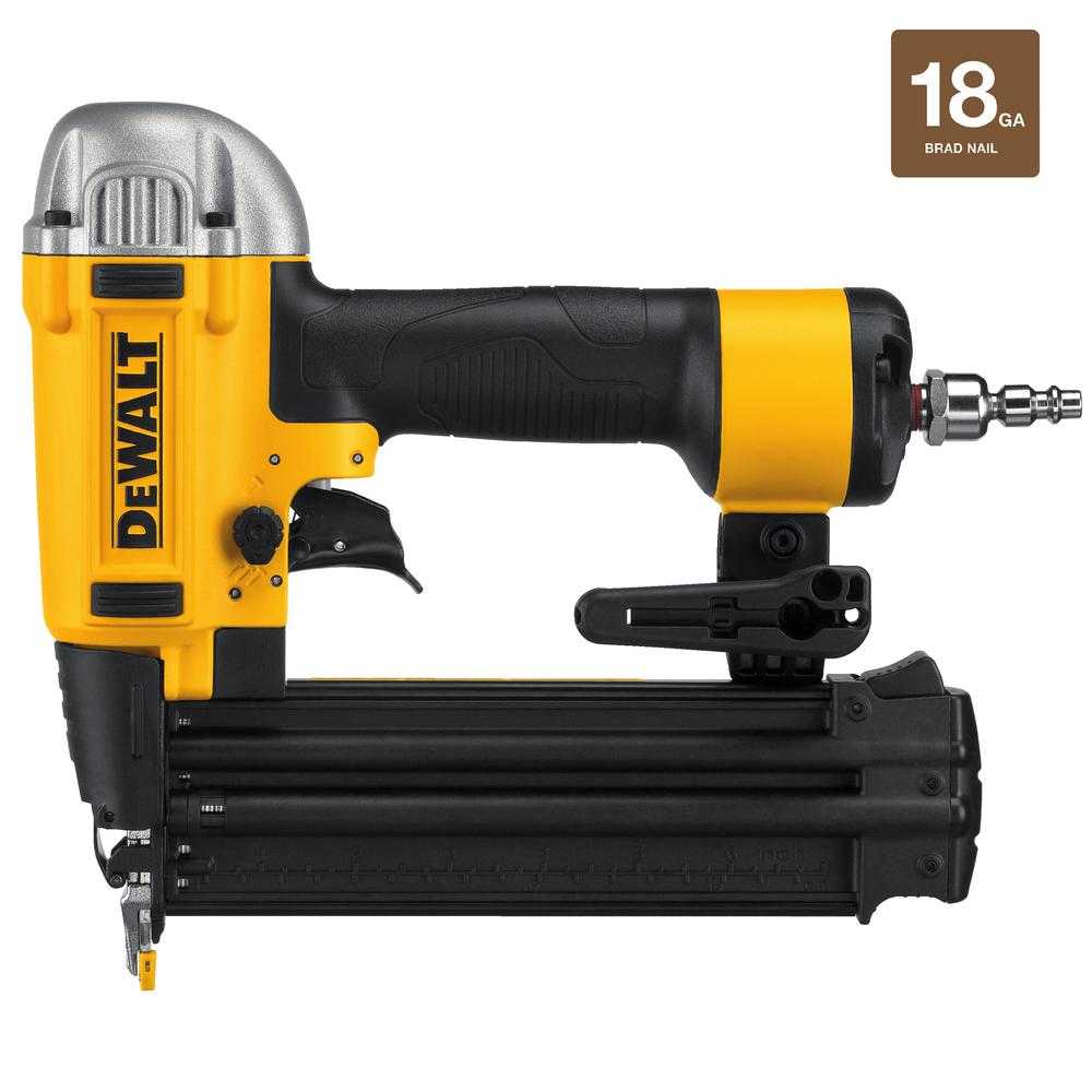 Brad Nailers - Nail Guns & Pneumatic Staple Guns - The Home Depot