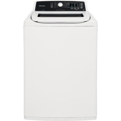 Frigidaire 6 7 Cu Ft White Free Standing Gas Dryer Ffrg4120sw