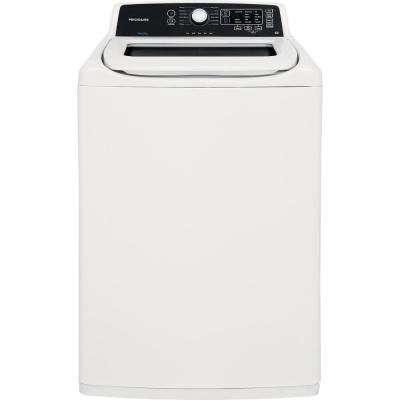 4.1 cu. ft. White High Efficiency Top Load Washing Machine