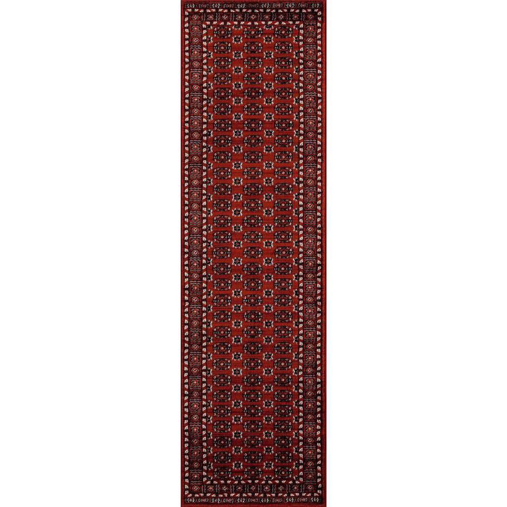 Arbor Anatolia Red 2 ft. x 8 ft. Runner Rug