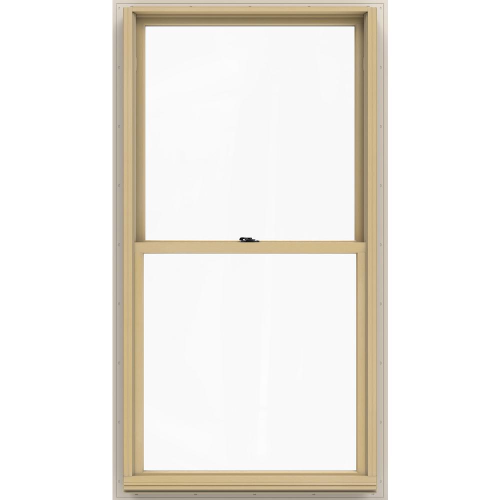 33.375 in. x 64.5 in. W-2500 Double Hung Wood Window