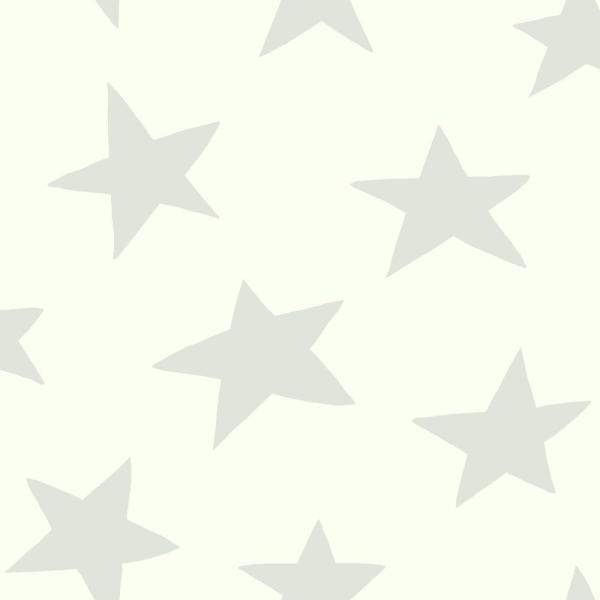 York Wallcoverings 56 sq. ft. Young at Heart Starlight Wallpaper LK8266