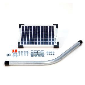 Mighty Mule 5-Watt Solar Panel Kit for Electric Gate Opener by Mighty Mule