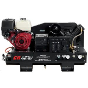 Campbell Hausfeld 10 Gal. Stationary Gas Honda GX390 Engine/ 5000-Watt Generator (GR2100) Air... by Campbell Hausfeld