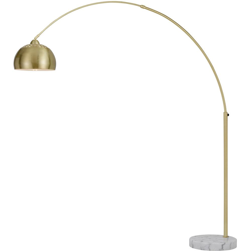 Af lighting orb 73 in gold floor lamp with metal globe 9121 fl af lighting orb 73 in gold floor lamp with metal globe aloadofball Image collections