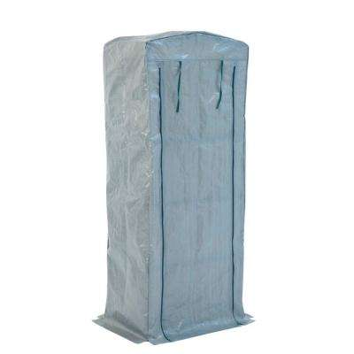 63 in. H x 27 in. W x 18 in. D Plant Tower X-Up Gro-Tec Cover