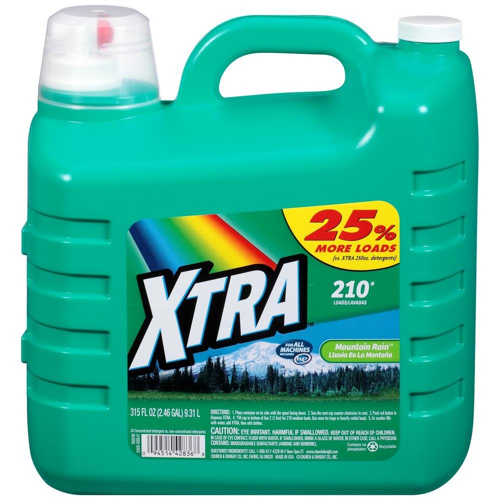 315 oz. Mountain Rain Liquid Laundry Detergent