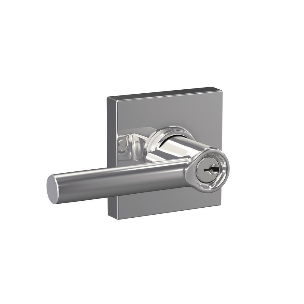 schlage entry door levers door levers the home depot