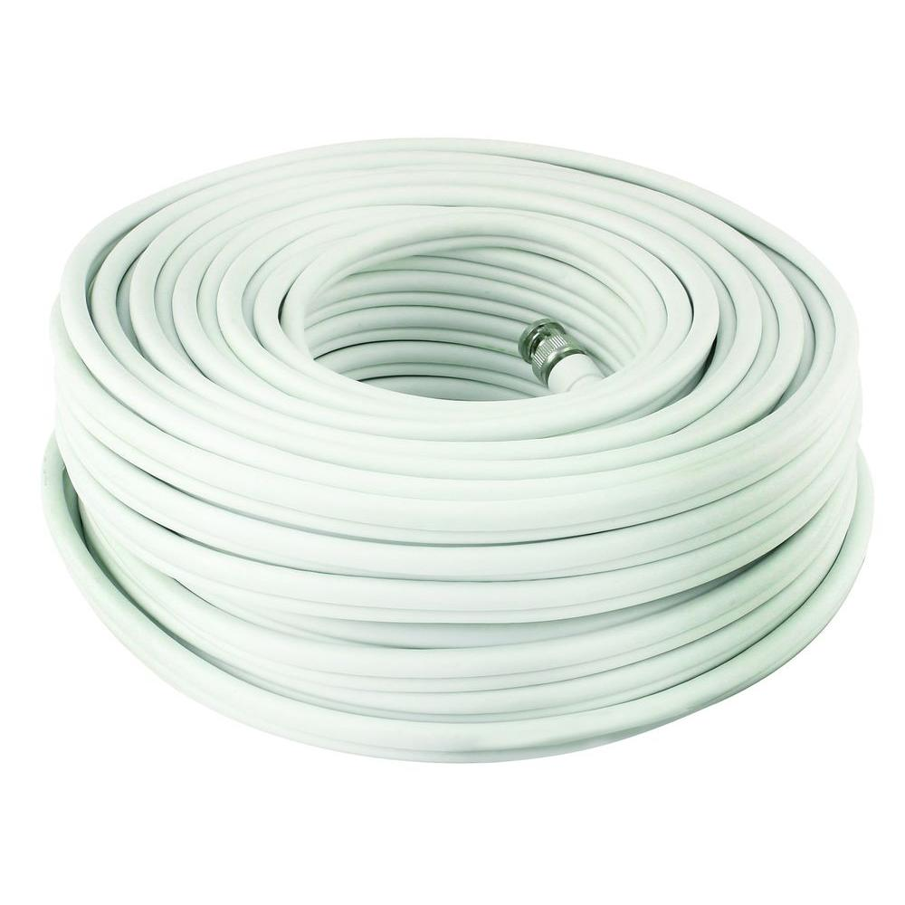 Swann 200 ft. / 60m In-Wall Fire Rated BNC Cable
