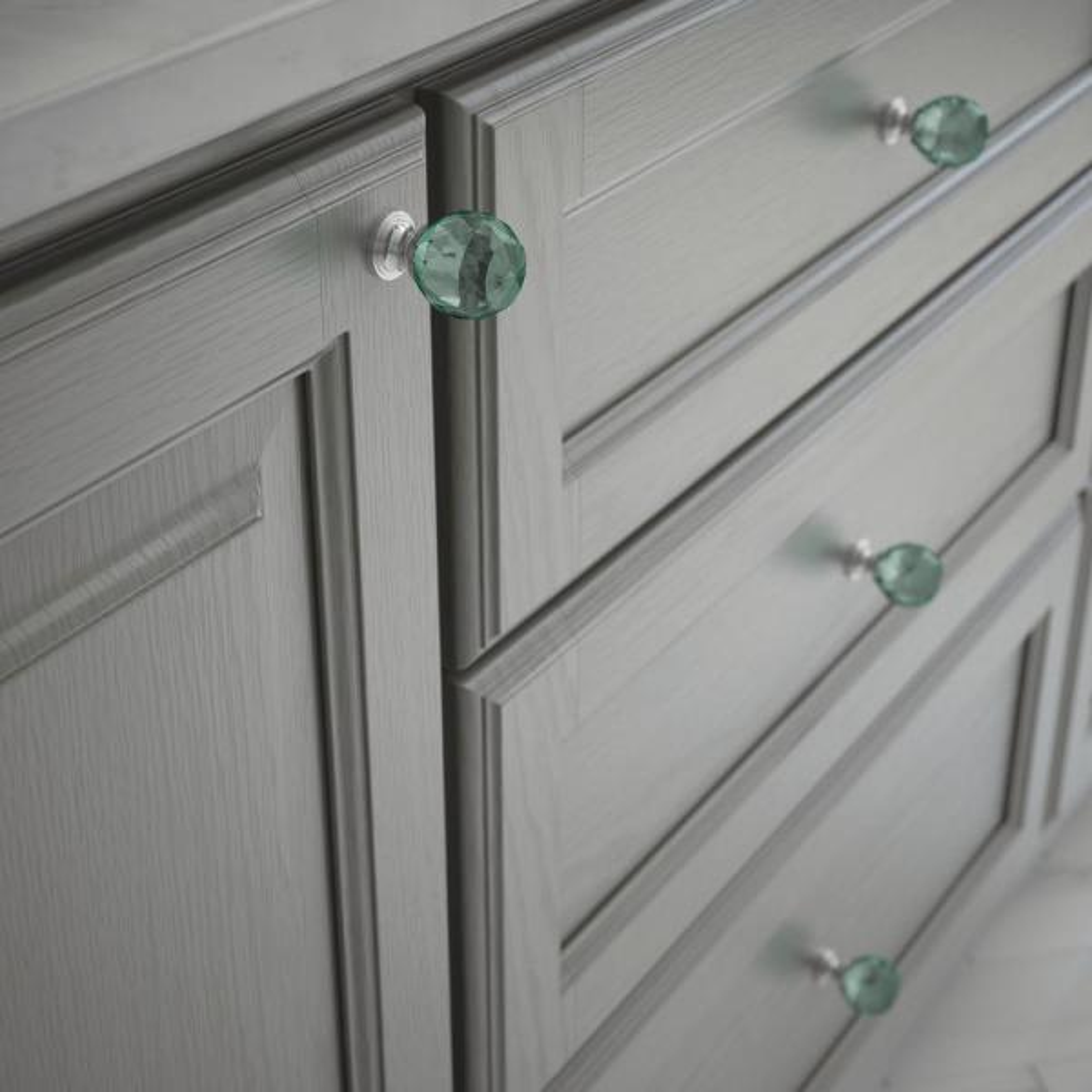 Glass Door Cabinet Pull Knob Drawer Cupboard Hardware Open Handle 3-8mm 01