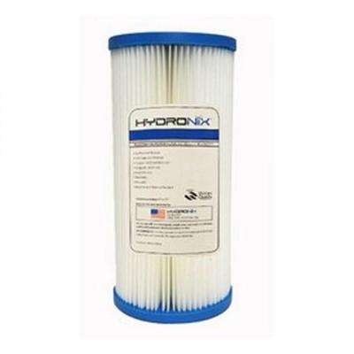 10 in. x 4-1/2 in. Whole House Replacement Sediment Filter Cartridge
