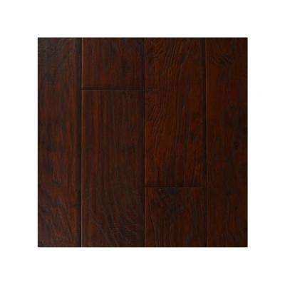Take Home Sample - Hickory American 12 mm Laminate Flooring 6.83 in. W x 8 in. L