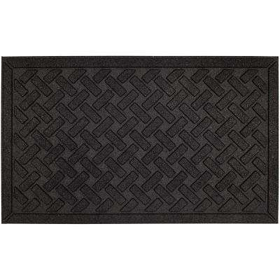 Matrix Crossweave 18 in. x 30 in. Impressions Mat