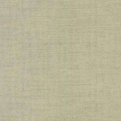 Poplin Light Green Woven Texture Wallpaper