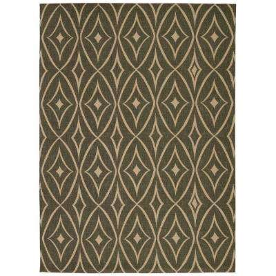 Color Motion Stone 2 ft. 3 in. x 3 ft. 9 in. Accent Rug