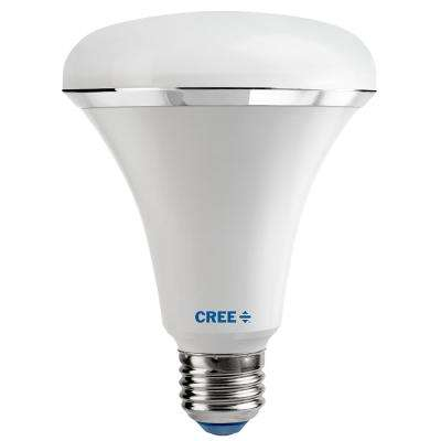 100W Equivalent Soft White (2700K) BR30 Dimmable LED Light Bulb