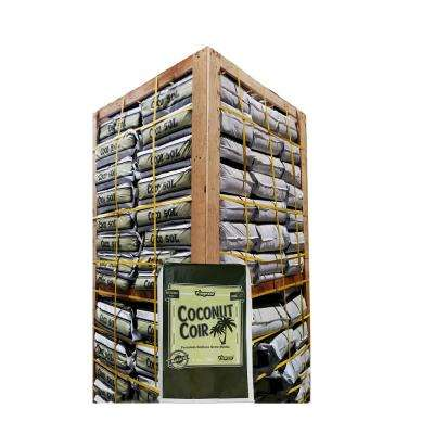1.5 cu. ft. Coconut Coir Soilless Grow Media Bag (65 Bag Pallet)