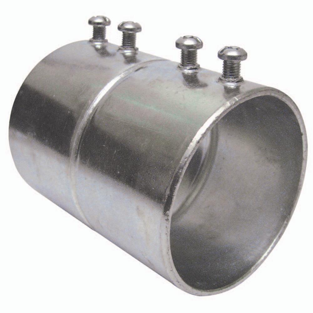 3 in. Electrical Metallic Tube (EMT) Set-Screw Coupling