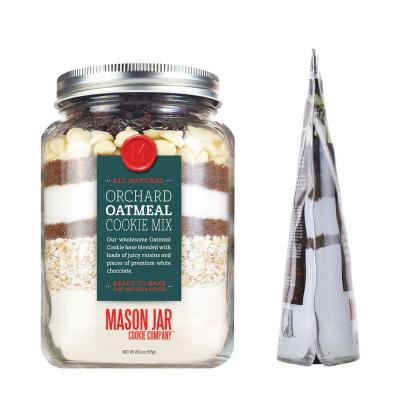 Orchard Oatmeal Cookie Mix in a Softjar Pouch