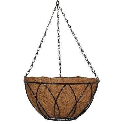 12 in. Devon Hanging Basket