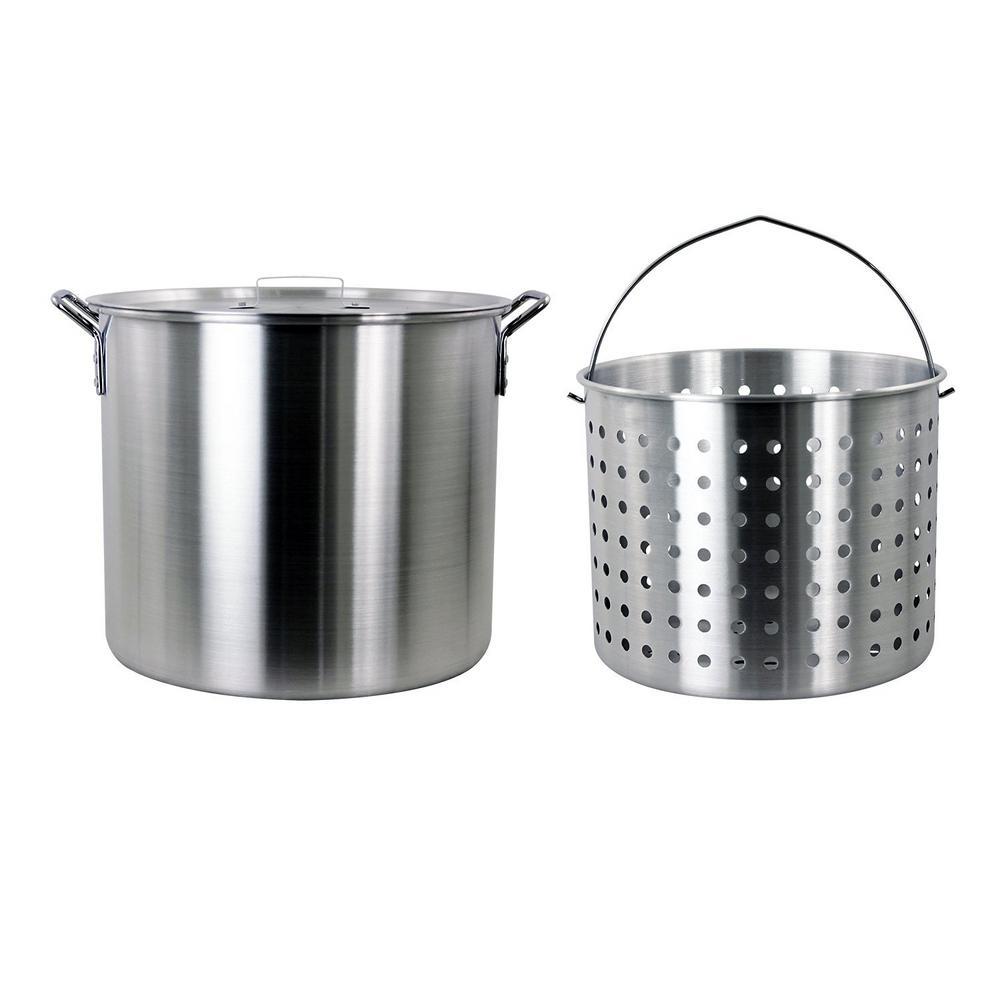 42 Qt. Aluminum Stock Pot
