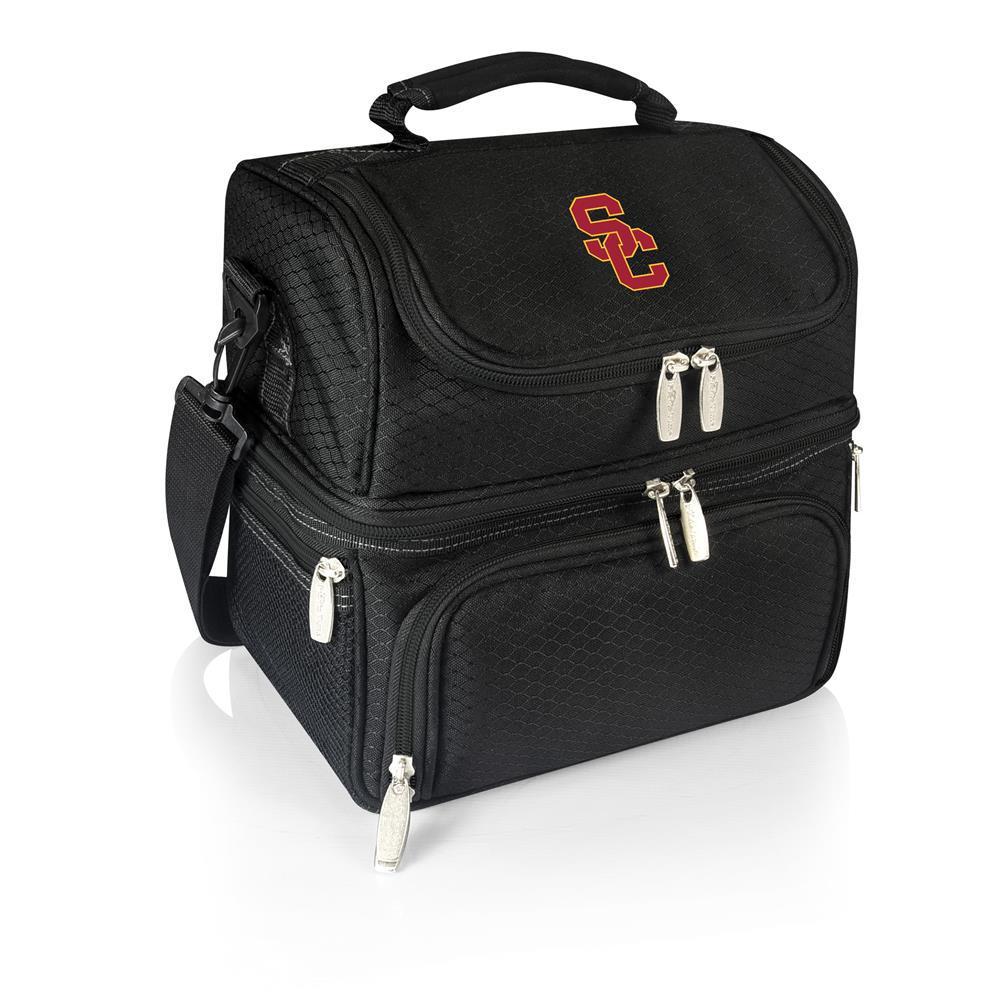 Pranzo Black USC Trojans Lunch Bag