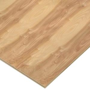 1/2 in. x 4 ft. x 4 ft. PureBond Birch Plywood Project Panel
