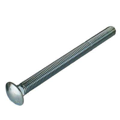 3/8 in. - 16 tpi x 6 in. Zinc-Plated Carriage Bolt