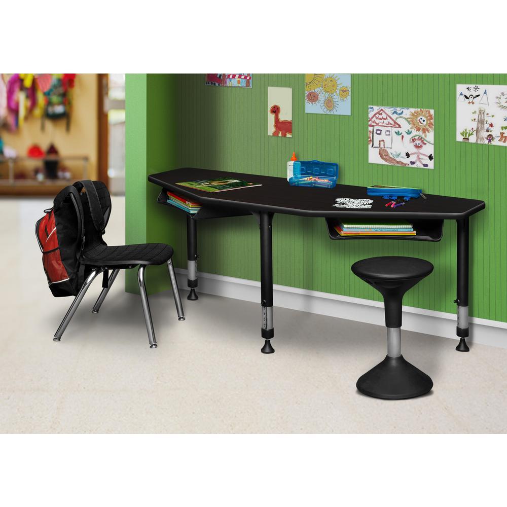 Brown - Wood - Kids Desk - Kids Desks & Chairs - Kids ...