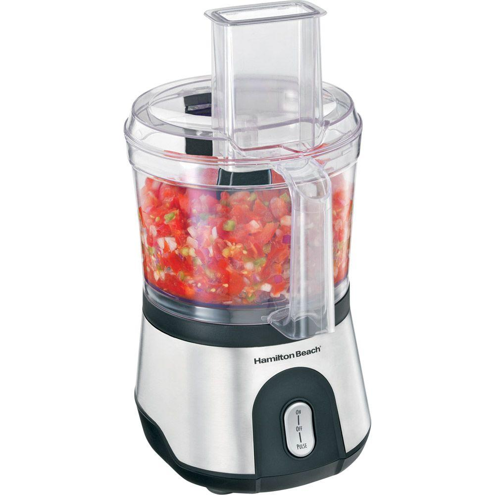 Hamilton Beach 10-Cup Compact Food Processor-DISCONTINUED
