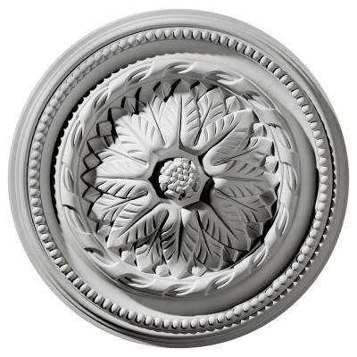16 in. OD x 2-1/4 in. P Wigan Ceiling Medallion