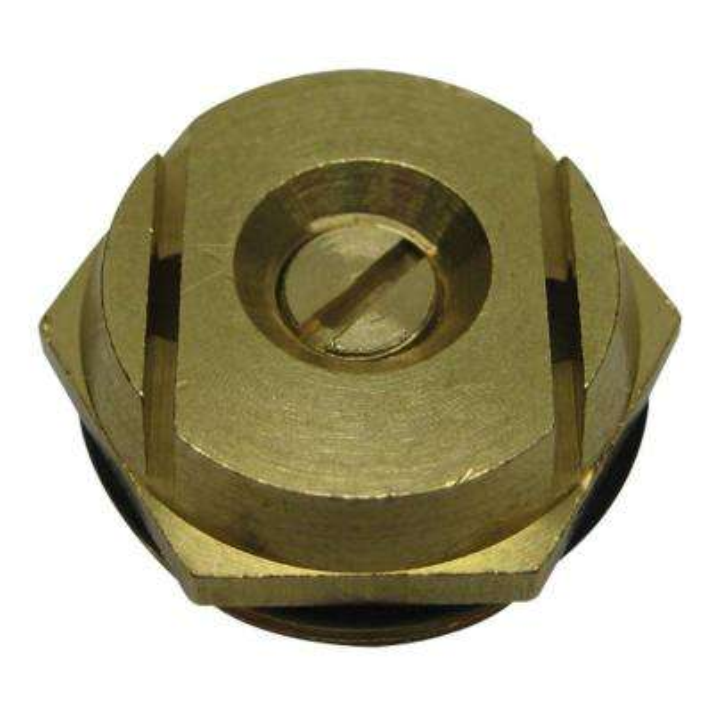Strip Pattern Brass Insert (2-Pack)