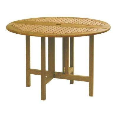 Celebration Drop-Leaf Round Patio Table