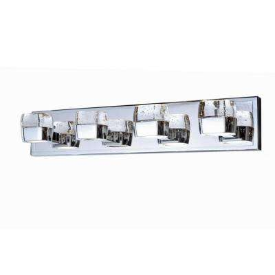 Volt 4-Light LED Vanity