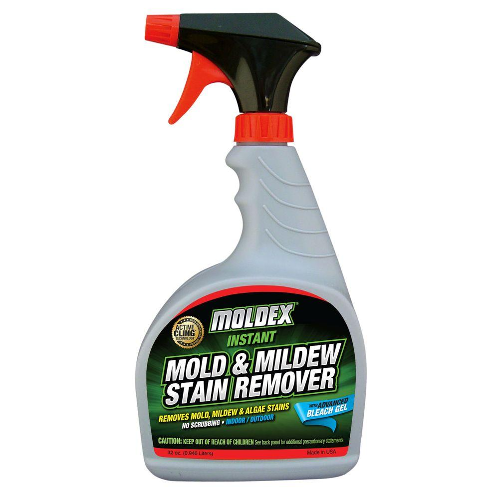 Moldex 32 oz  Instant Mold and Mildew Stain Remover