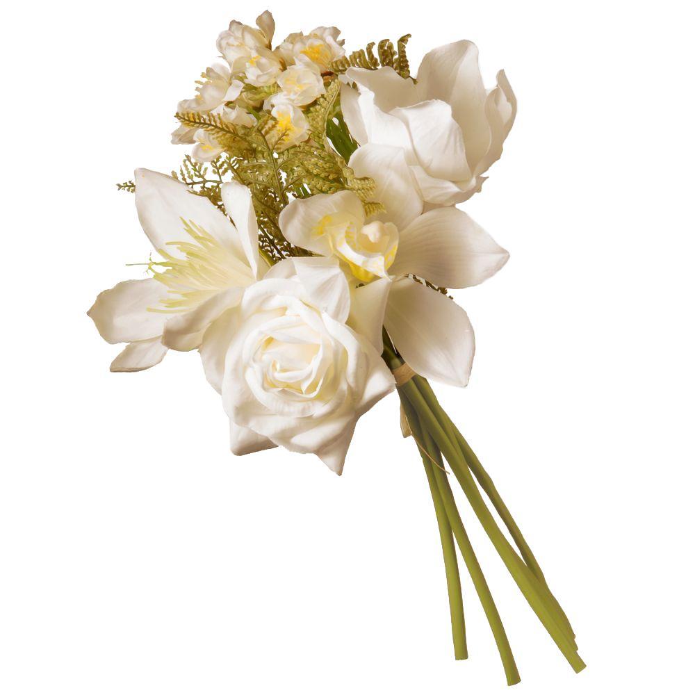 13 in. Cream Magnolia
