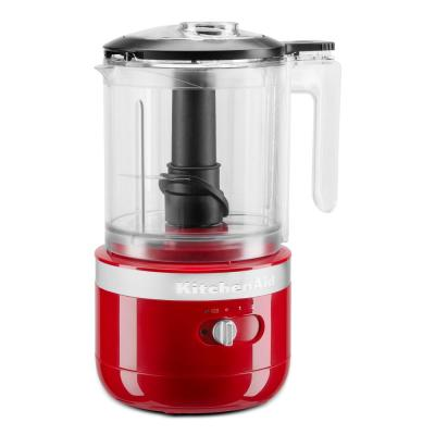 Cordless 5 Cup Empire Red Food Chopper