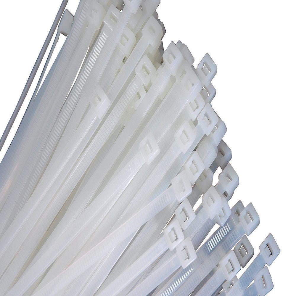 K Tool International 7 in. Natural Wire Tie, 50 lb. Tensile (100 ...