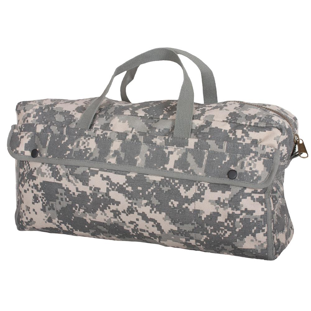 5d35705c32b 19 in. Jumbo Mechanic s Canvas Tool Bag with 2-Pockets in Terrain ...
