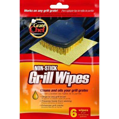 Non-Stick Grill Wipes (6-Pack)