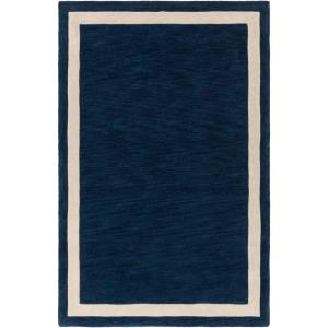 Artistic Weavers Holden Blair Navy 5 ft. x 7 ft. 6 inch Indoor Area Rug by Artistic Weavers