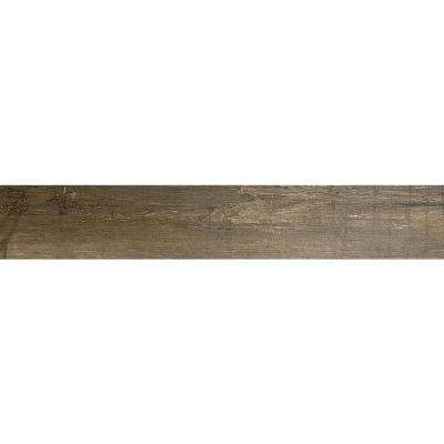 Madera Lumber Matte 5.63 in. x 35.43 in. Porcelain Floor and Wall Tile (8.31 sq. ft. / case)