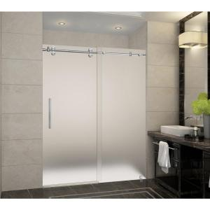 contemporary sliding shower doors. completely frameless sliding shower contemporary doors