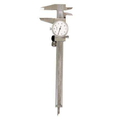 6 in. Stainless Steel Dial Caliper