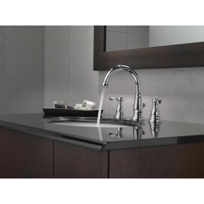 Porter 8 in. Widespread 2-Handle Bathroom Faucet in Chrome