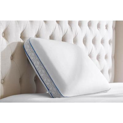 Cooling Gel Memory Foam Jumbo Pillow
