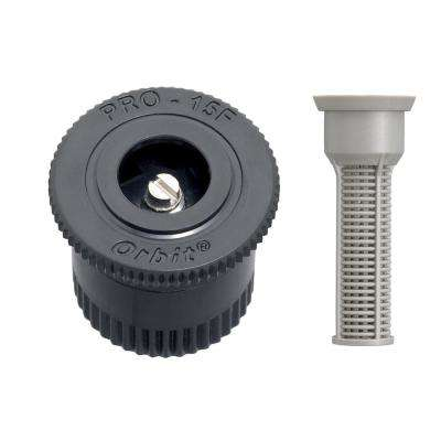 Full Pattern Sprinkler Nozzle with Filters