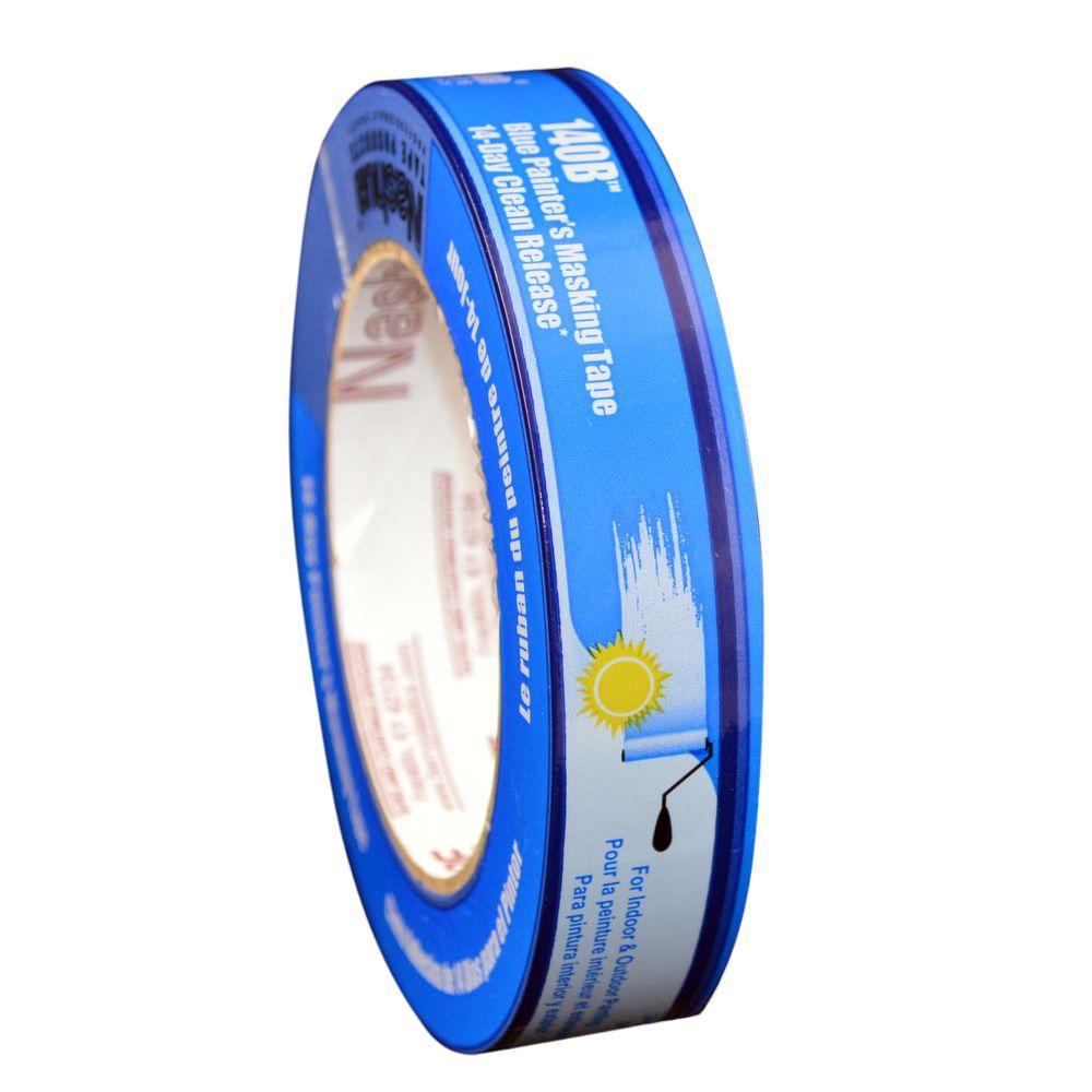 Nashua Tape 0.94 in. x 60.1 yds. 140B 14-Day Blue Painter's Masking Tape