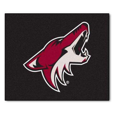 Phoenix Coyotes 5 ft. x 6 ft. Tailgater Rug